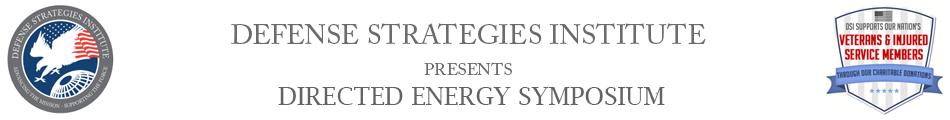 Directed Energy Symposium
